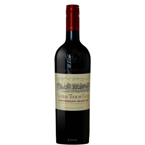 Chateau Tour du Cauze Saint Emilion Grand Cru Single Bottle