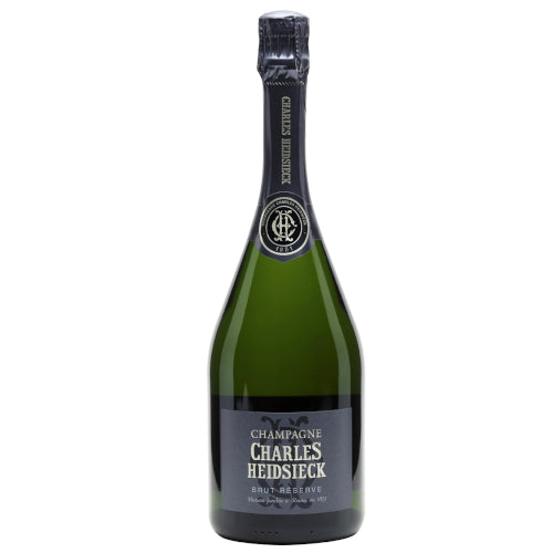Charles Heidsieck, Brut Réserve NV Single Bottle