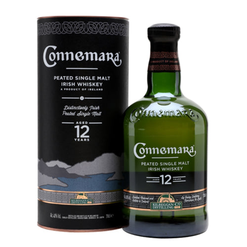 Connemara 12 Year Old Single Malt Whiskey