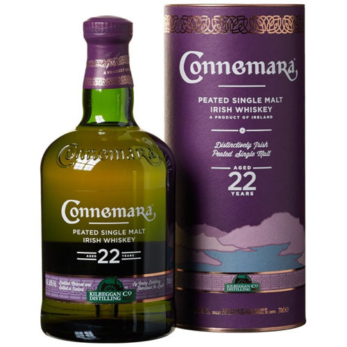 Connemara 22 Year Old Single Malt Whiskey