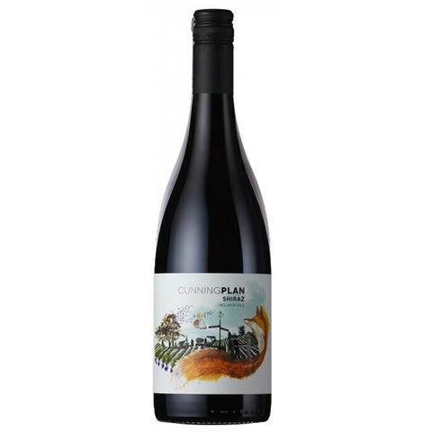 Cunning Plan Shiraz Single Bottle