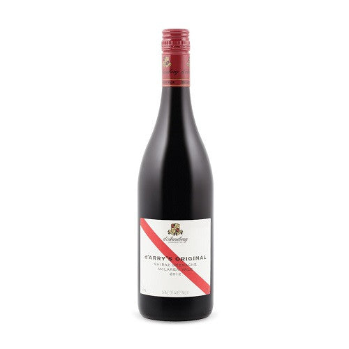 D'Arenberg D'Arry's Original 2010 Single Bottle