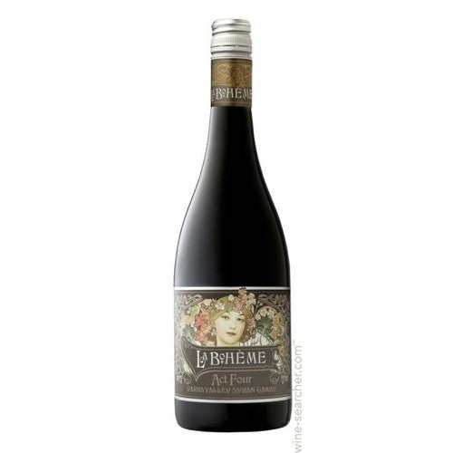 De Bortoli La Boheme Act Four Syrah Gamay Yarra Valley Single Bottle