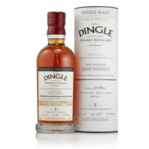 Dingle Single Malt Batch No 5