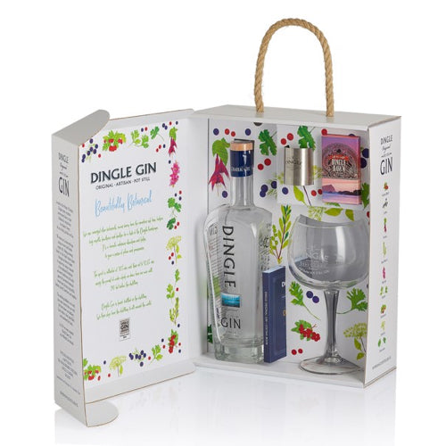 Dingle 'Original' Gin Gift Set 'Limited Edition'