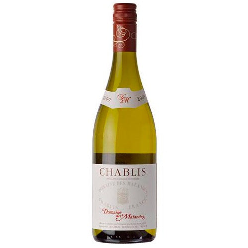 Domain Malandes Chablis Single Bottle