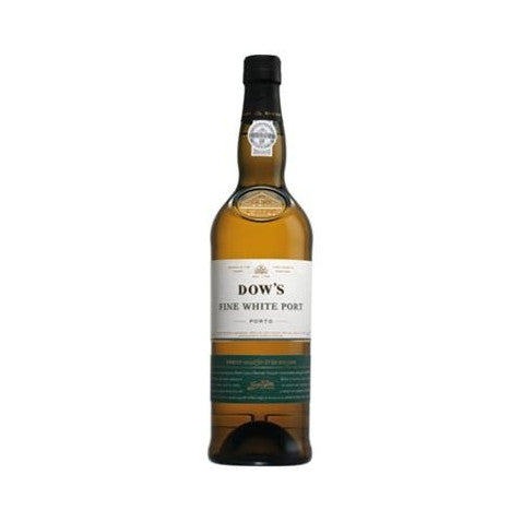 Dows white port single Bottle.