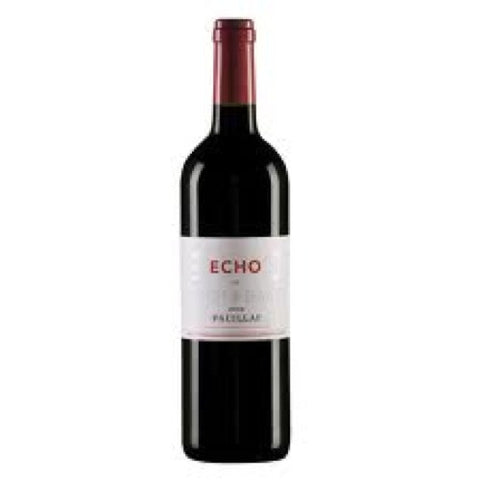 Echo de Lynch Bages 2016