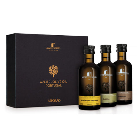 Esporao Extra Virgin Olive Oil Gift Set