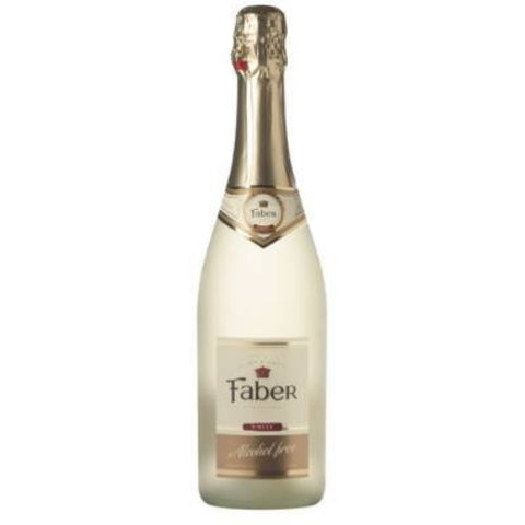 Faber Sparkling White Alcohol Free Wine