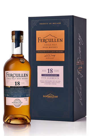 Fercullen 18 Year Old 5 Elements Single Malt