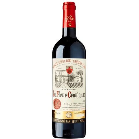 Chateau La Fleur Cravignac Saint Emilion Grand Cru Single Bottle