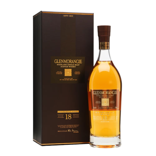 Glenmorangie 18 Year Old.