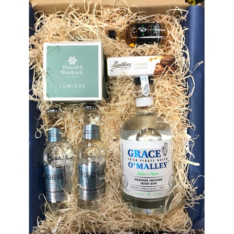 The Grace O'Malley 'Granuaile' Gin Hamper