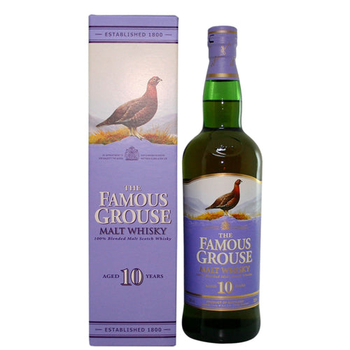 The Famous Grouse 10 Year Malt
