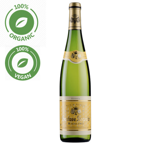 Gustave Lorentz Riesling Organic -  Alsace Single Bottle