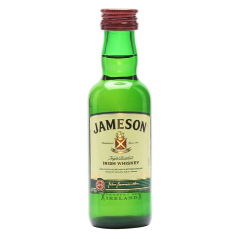 Jameson Irish Whiskey Miniatures 5cl