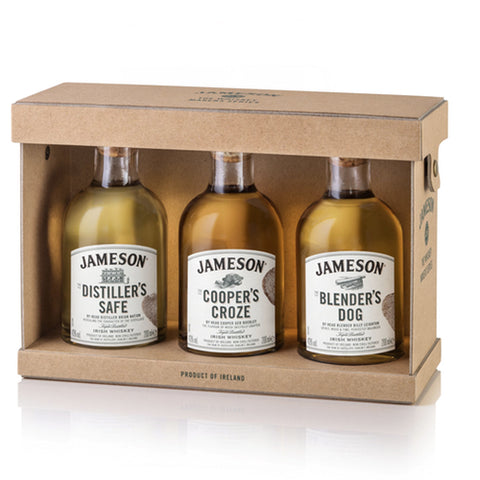 Jameson Masters Selection Triple Pack 3 x 200ml