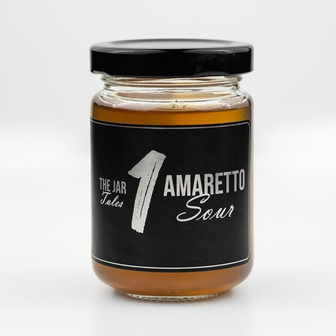 The Jar Cocktails Amaretto Sour (20 Jars single Serves)