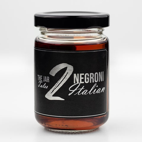The Jar Cocktails Negroni (20 Jars single Serves)