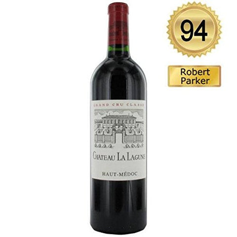 Chateau La Lagune Medoc Bordeaux 2011 Single Bottle