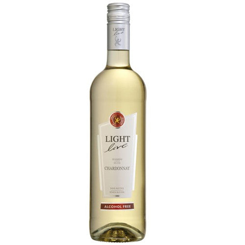 Light Live Chardonnay Alcohol Free Wine