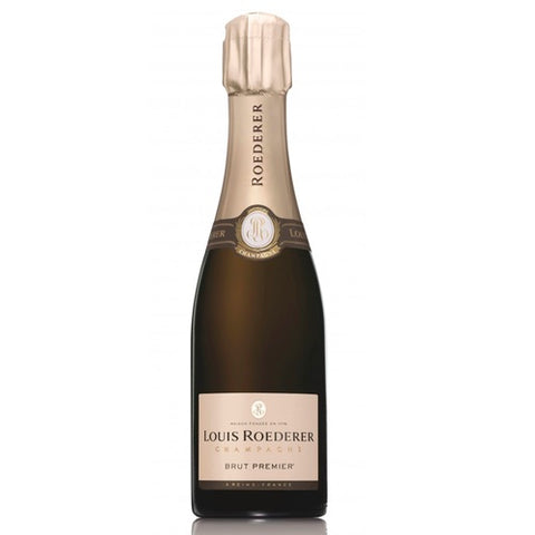 Louis Roderer Champagne Brut NV Half Bottle