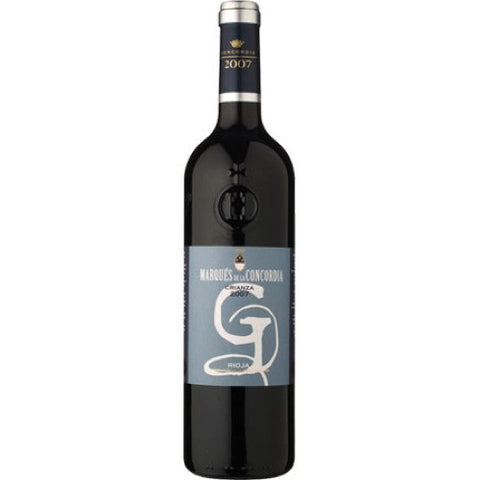Marques de Concordia Crianza Single Bottle