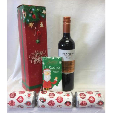 Malbec & Chocolate Gift Box
