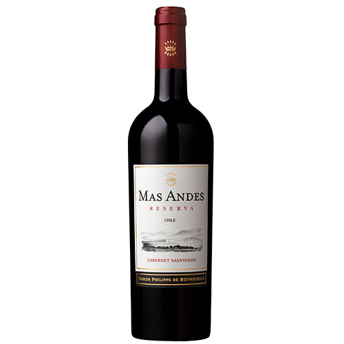 Mas Andes Cabernet Sauvignon Single Bottle