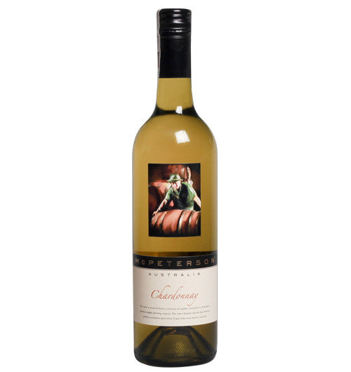 McPeterson Chardonnay Single Bottle