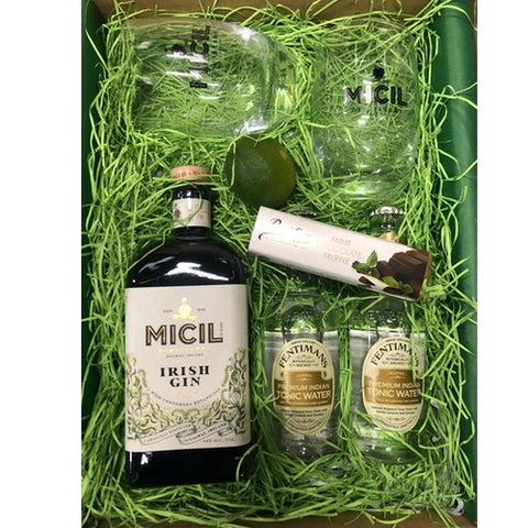 The Micil Gin Hamper