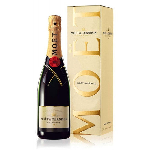Moet & Chandon Brut Imperial Single Bottle Gift Pack