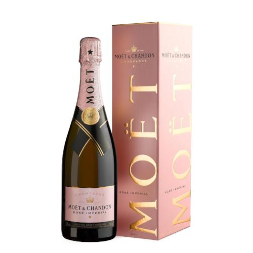 Moet & Chandon Rose  Single Bottle Gift Pack