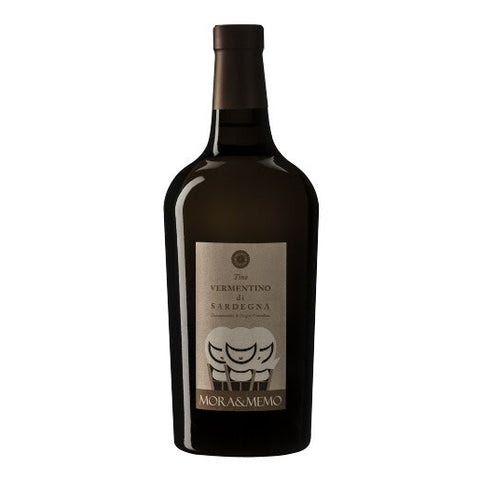 Mora and Memo Vermentino Single Bottle