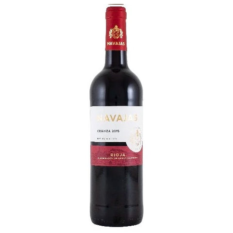 Bodegas Navajas Crianza 2015 Single Bottle