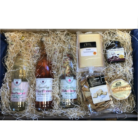 The Non Alcoholic Hamper