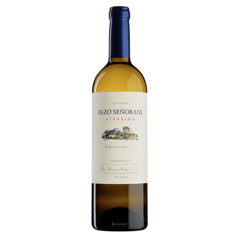 Pazo Senorans Albarino Single Bottle