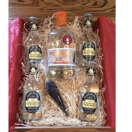 The Pickerings Gin Hamper