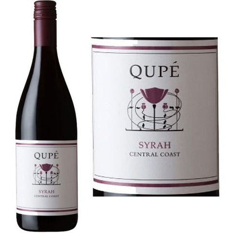Qupe Central Coast Syrah USA Single Bottle