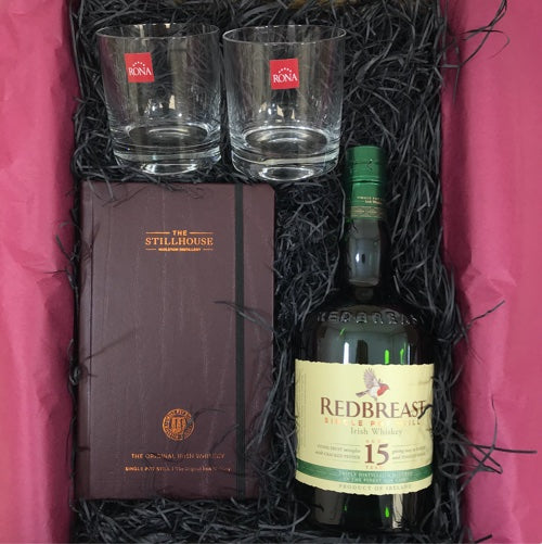 Redbreast 15 Year Old Single Pot Still Irish Whiskey Gift Box