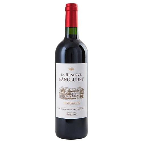 Reserve d'Angludet AOC Margaux 2016 Single Bottle