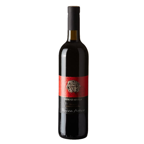 Nero d'Avola Rocca Antica Single bottle