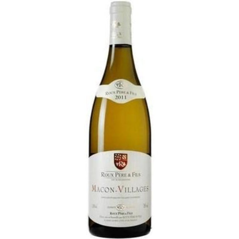 Roux Pere et Fils Macon Villages Single Bottle