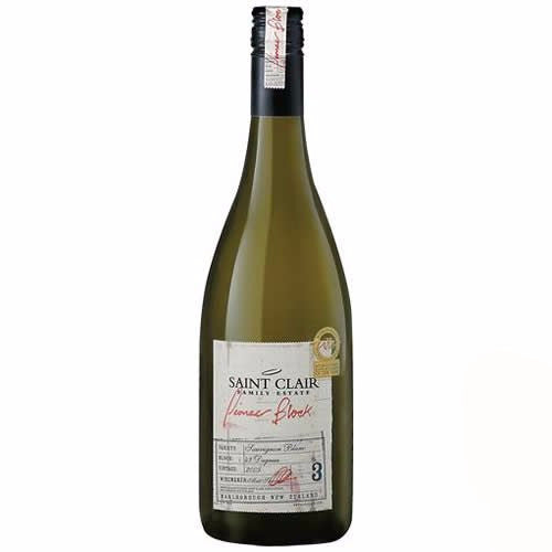 Saint Clair Pioneer Block Marlborough Sauvignon Blanc