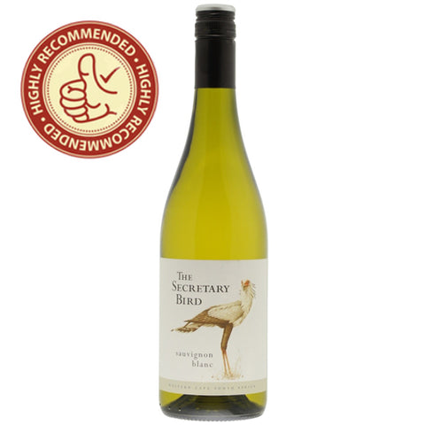 The Secretary Bird Sauvignon Blanc Single Bottle