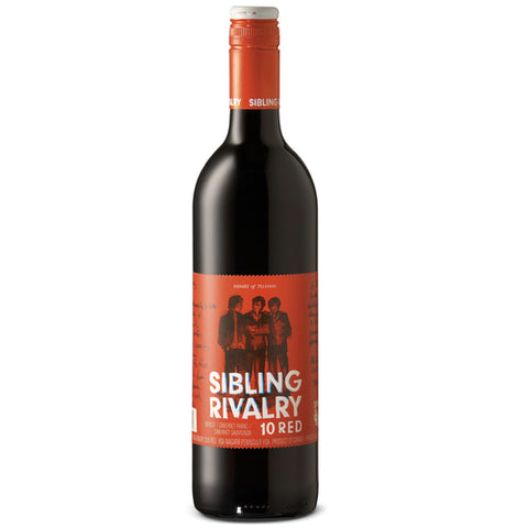 Sibling Rivalry Merlot Cabernet Franc Gamay