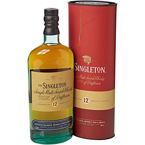 The Singleton of Dufftown 12 Year Old Singe Malt
