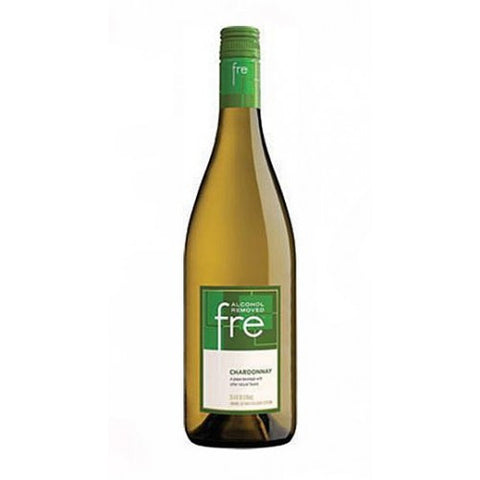 Sutter Home Fre Chardonnay Non Alcoholic Wine
