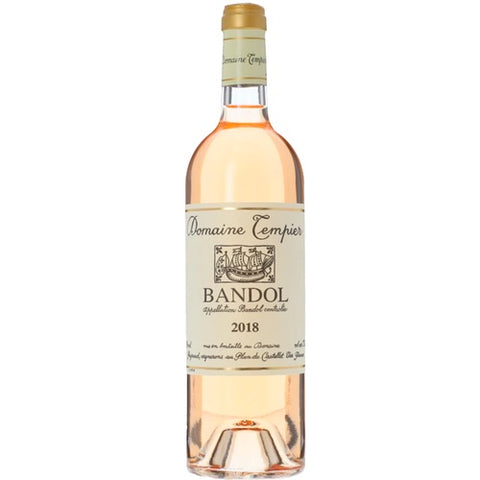 Domaine Tempier Bandol Rose Single Bottle